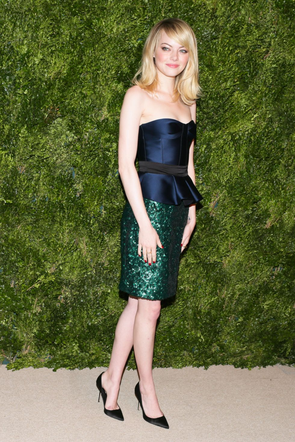 Point / Counterpoint: Rating the Looks at the CFDA / Vogue Fashion Fund Awards
