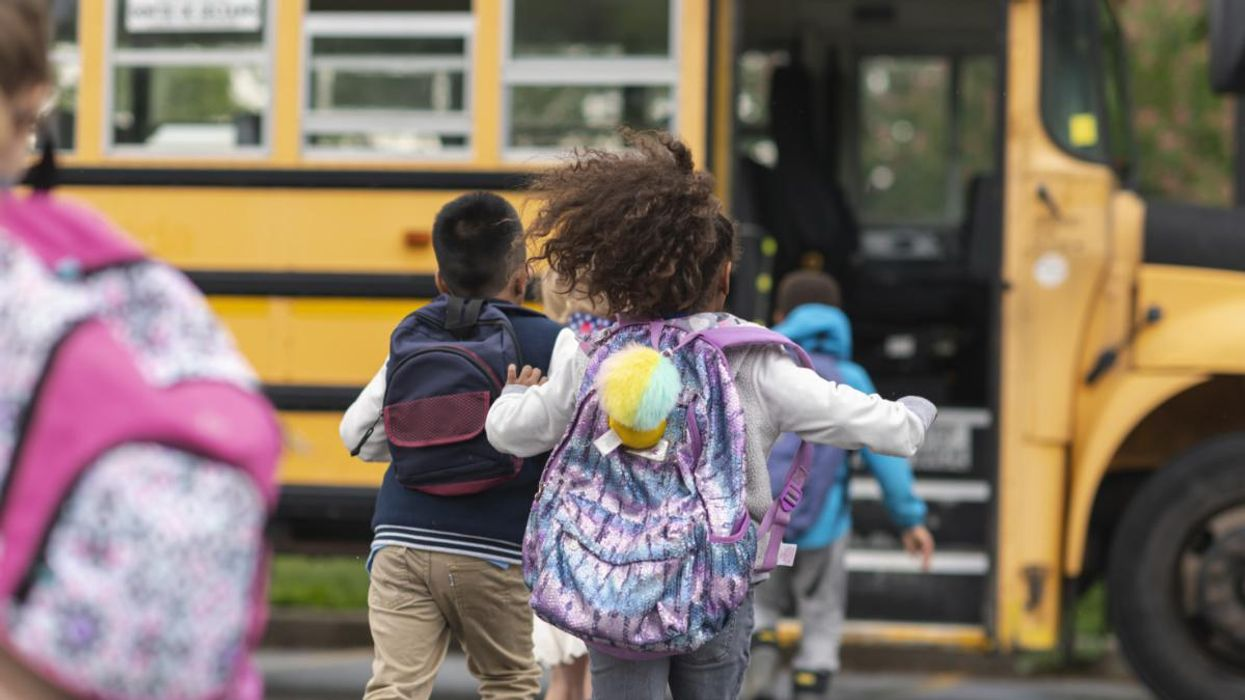 Report Offers Roadmap for Electric School Bus Transition
