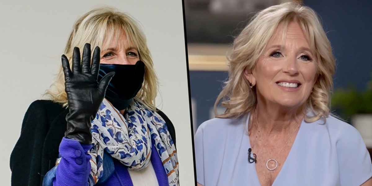 Dr. Jill Biden Is Already Teaching Zoom Classes From the White House