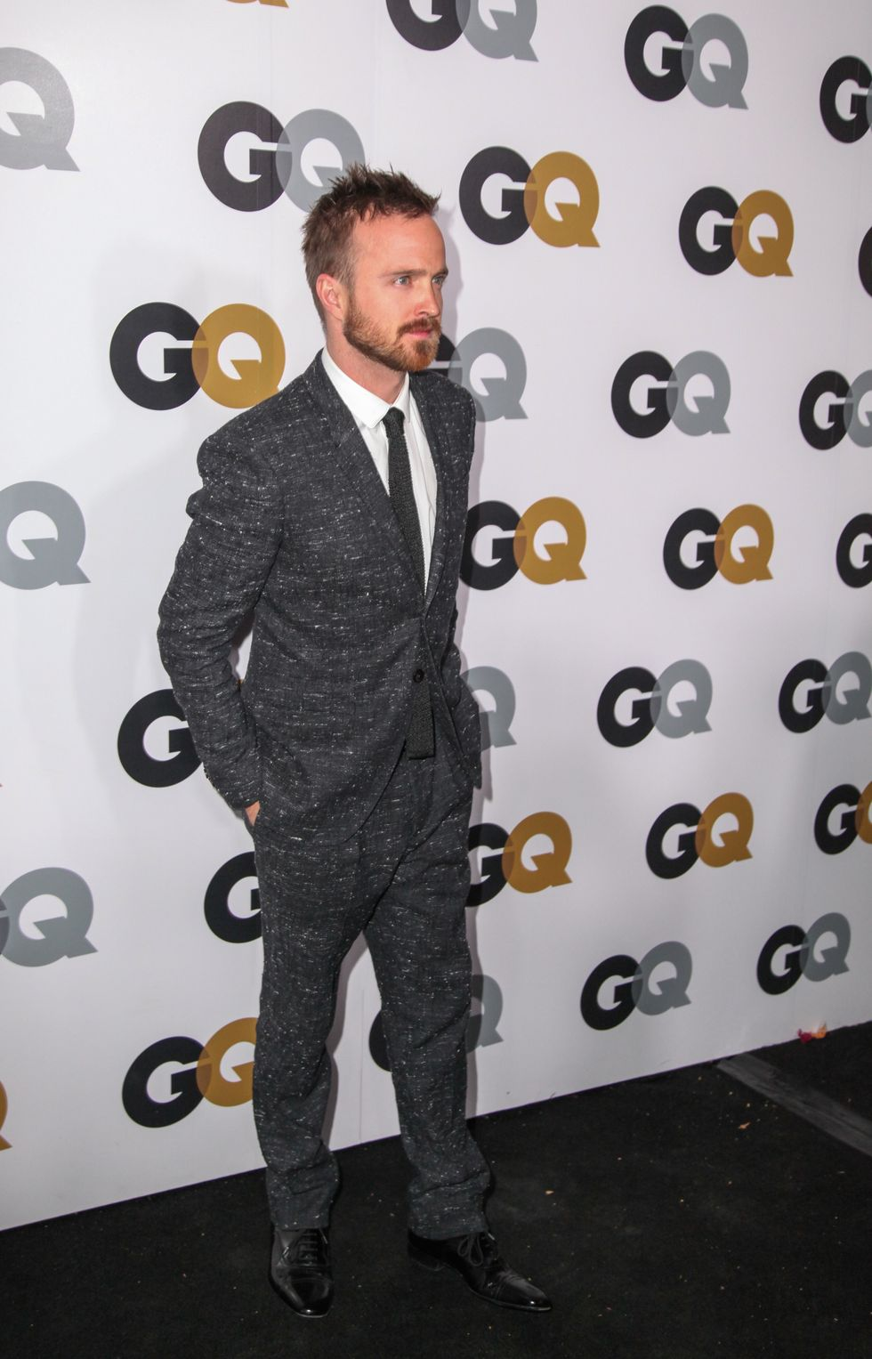 He Said, She Said: Rating the Fashion at GQ's Men of the Year Party