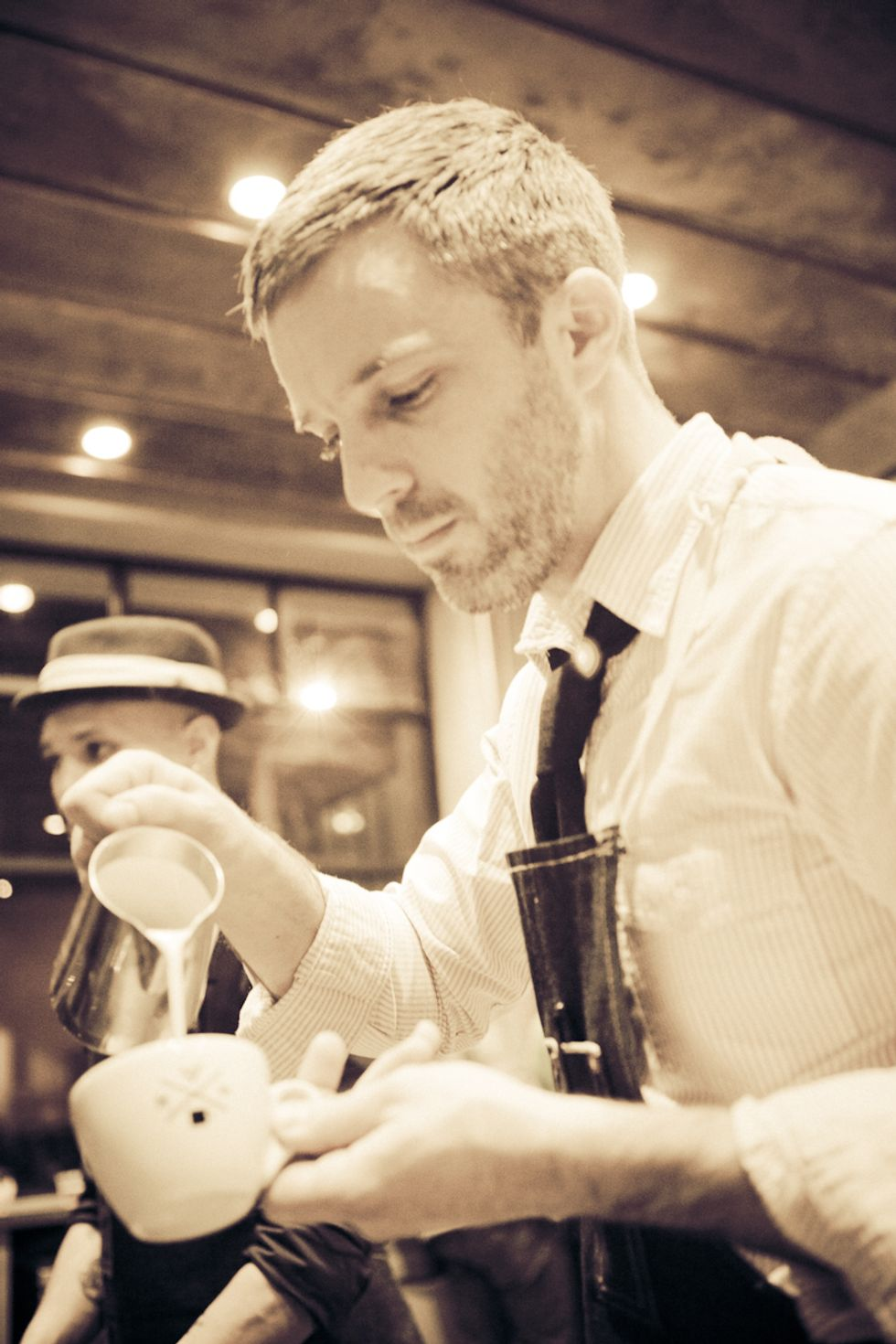 Handsome Coffee's Michael Phillips on Cheap Coffee, Blade Grinders + Keeping Beans in the Freezer
