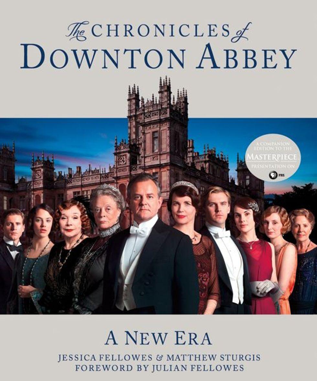 Jessica Fellowes Talks Downton Abbey Tonight at the Strand...