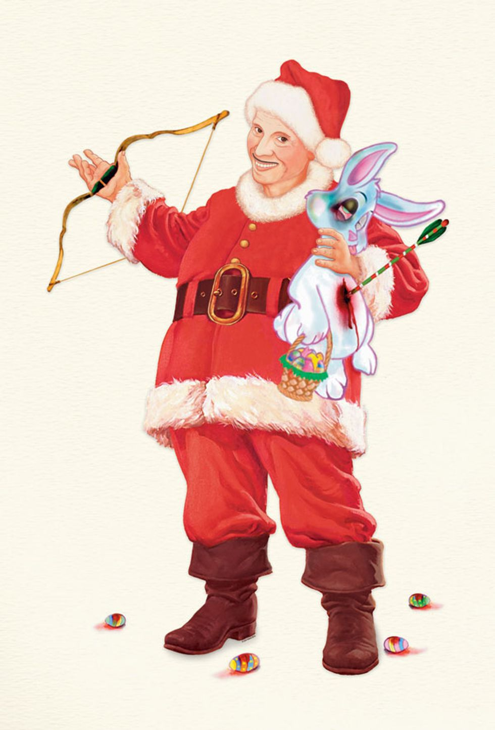 John Waters Chats With Us About His Christmas Show and ... Dildos