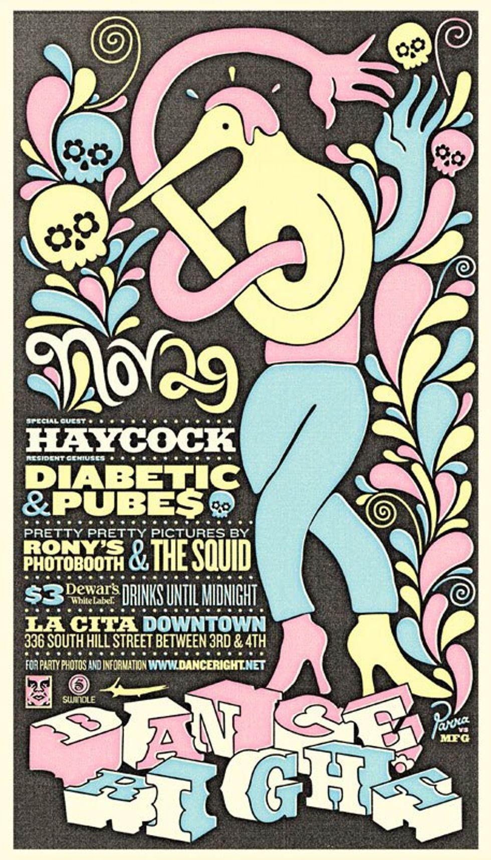 R.I.P. Dance Right Los Angeles