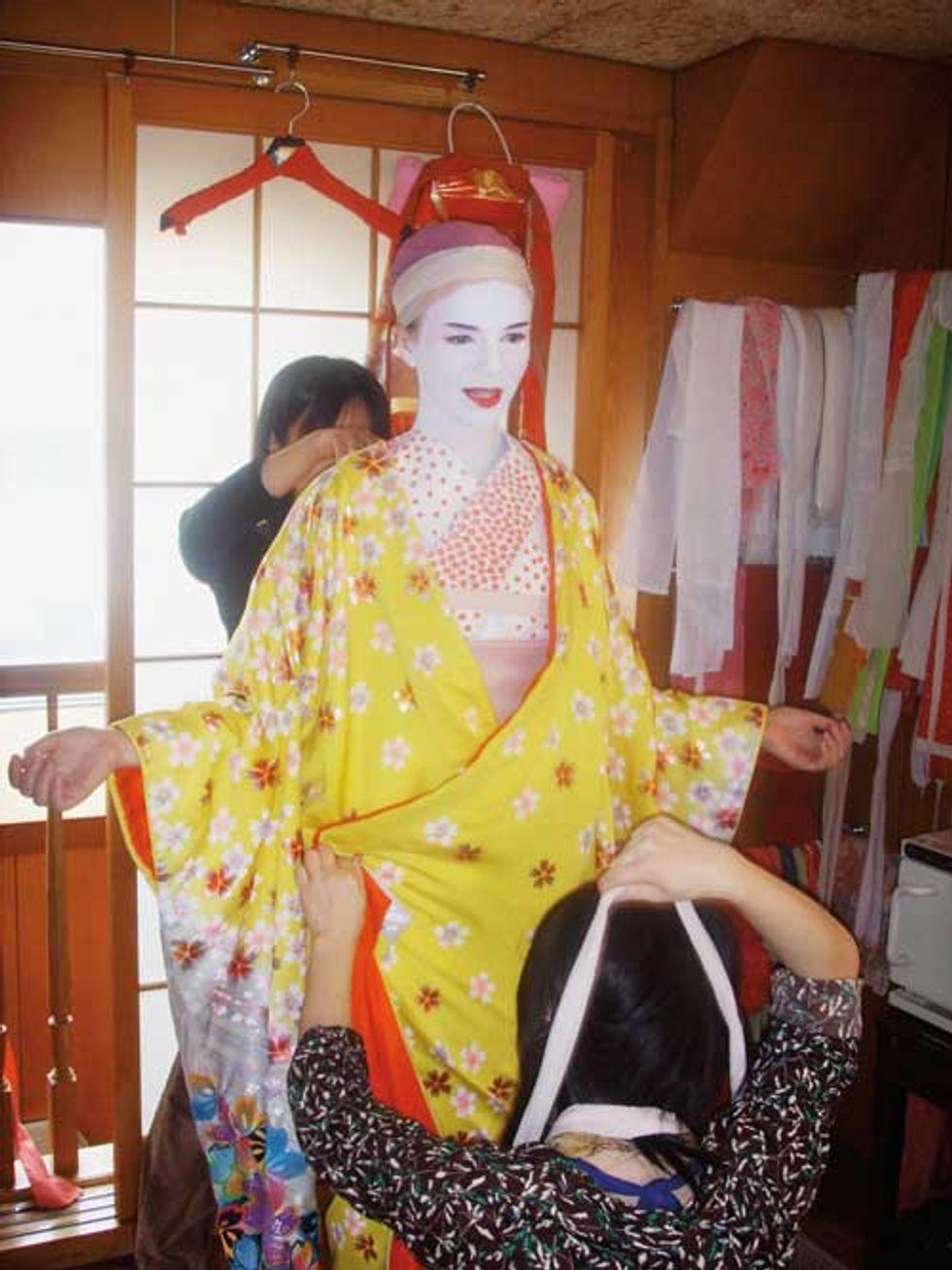 Amber Tamblyn: Geishas Gone Wild