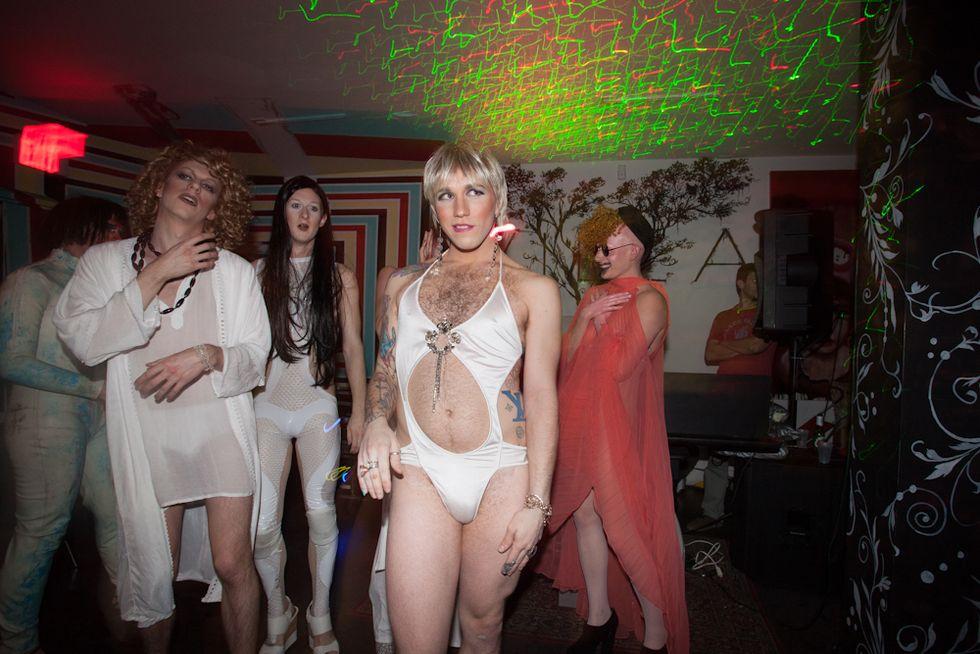 Chez Deep Heads Down to Art Basel Miami