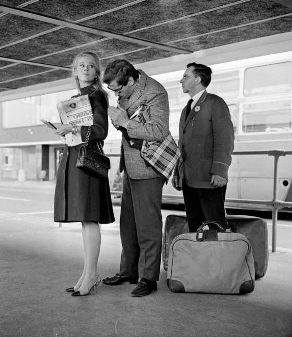 Jane Fonda: An American in Paris