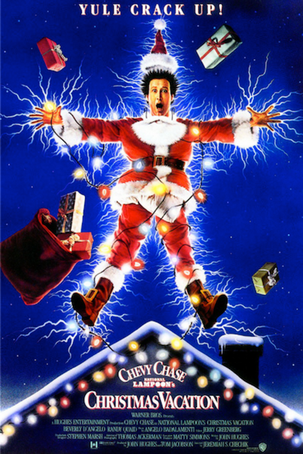 Weekend Guide. National Lampoon's Christmas Vacation, Bossa Nova Civic Club Opening & More