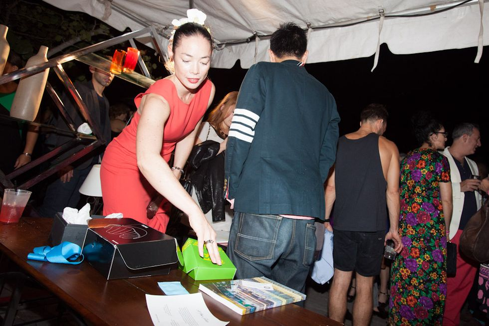 """Visionaire x Net-a-Porter + Mr. Porter Present """"The Free Store"""" at Miami Basel"""