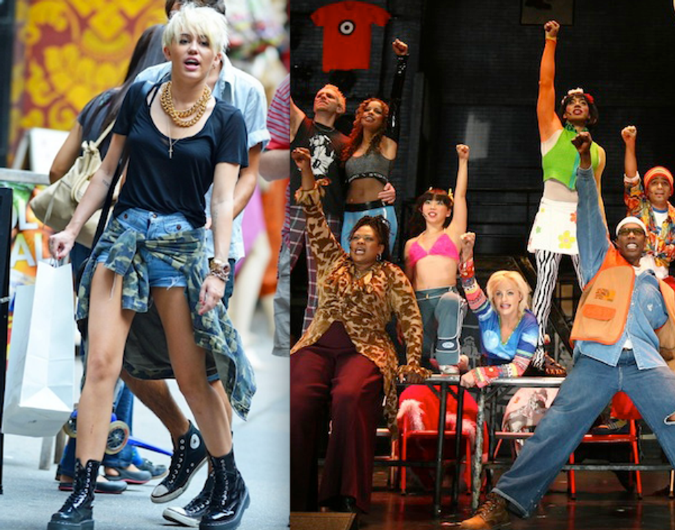 Gaga In Gypsy? 9 Other Pop Divas Who Should Star In Musicals