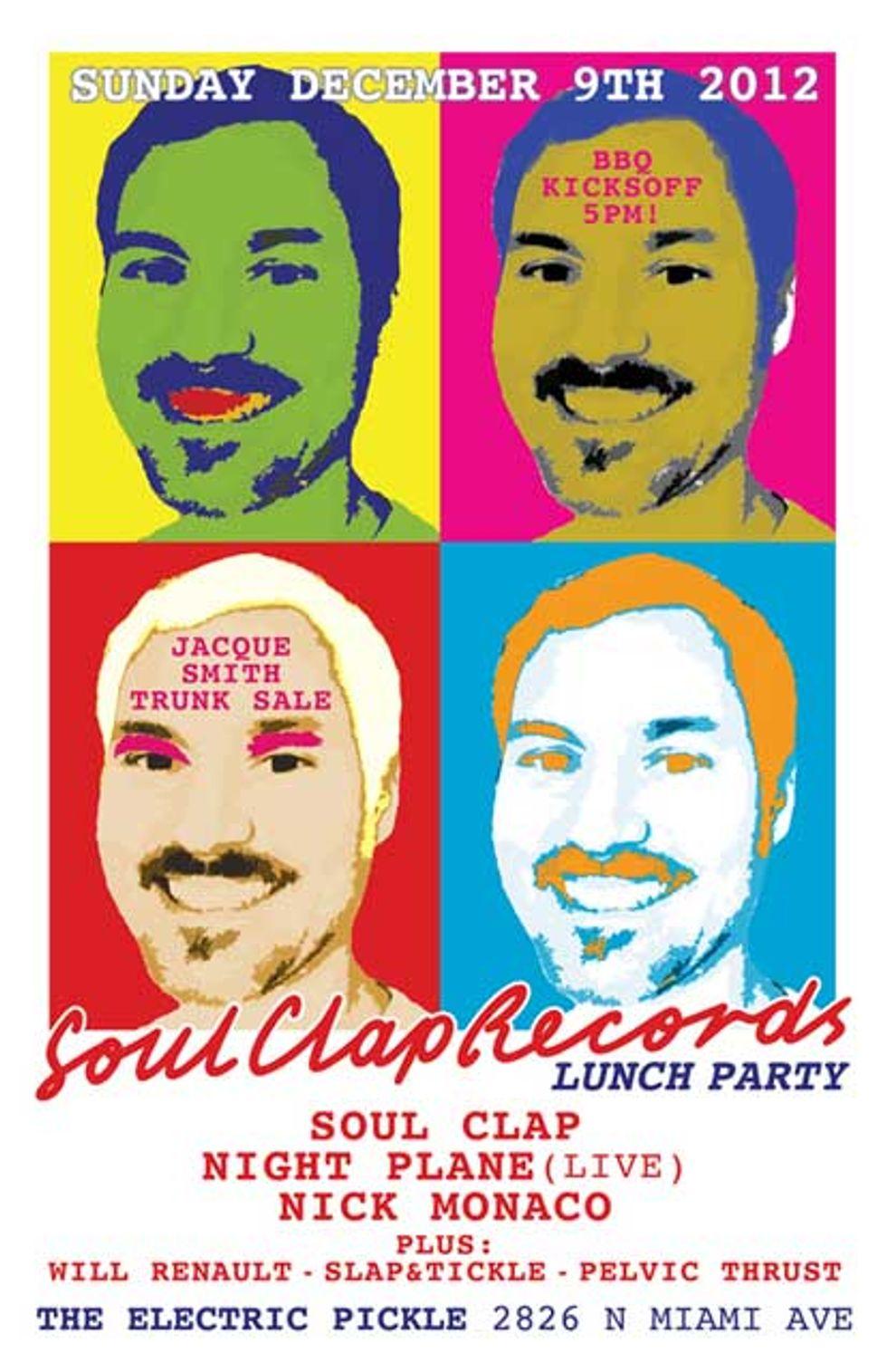 The MEGA Guide to Art Basel Miami Beach 2012: Sunday