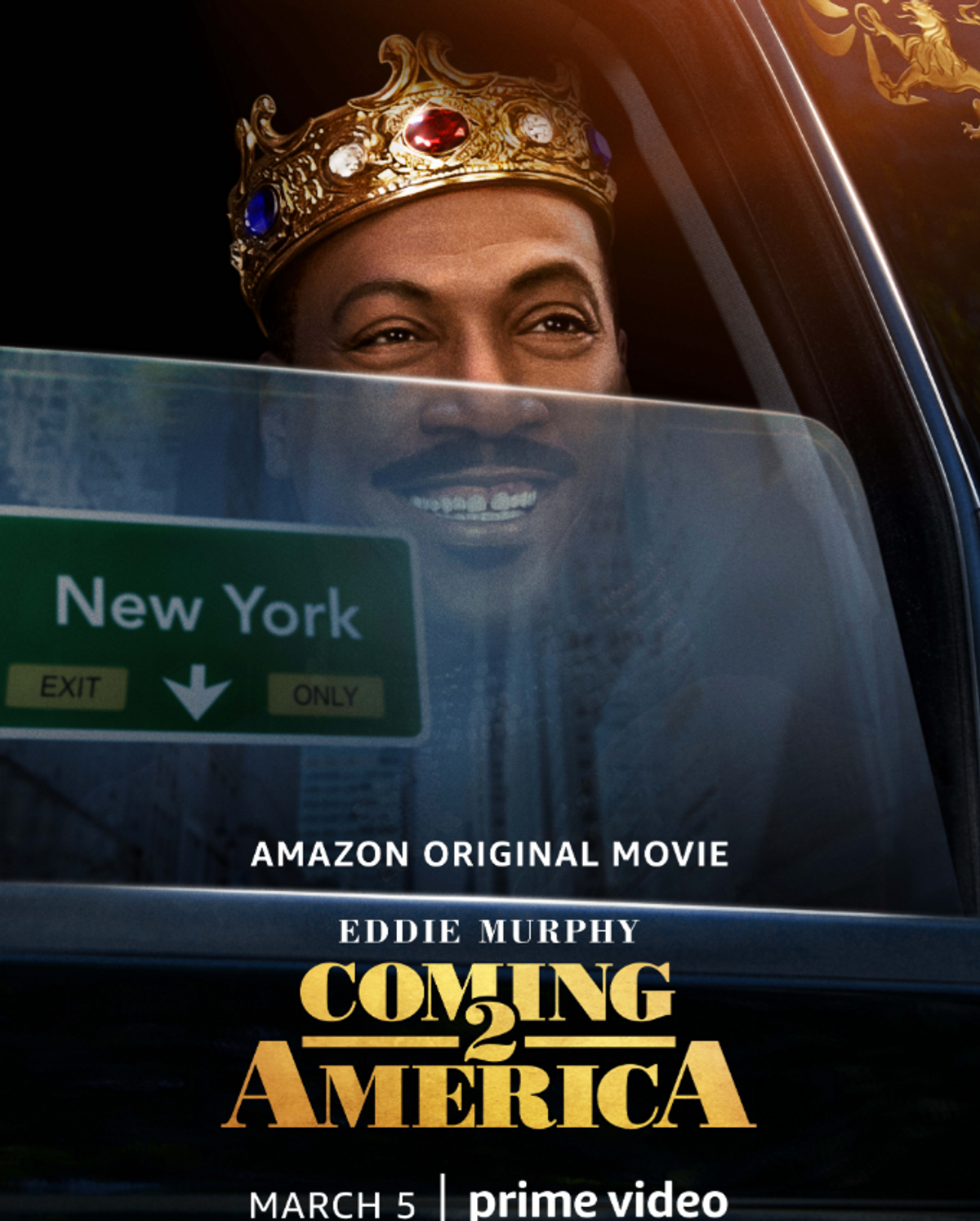 <div>The 'Coming 2 America' Original Motion Picture Soundtrack & 'The Rhythm Of Zamunda' Are Out Now</div>