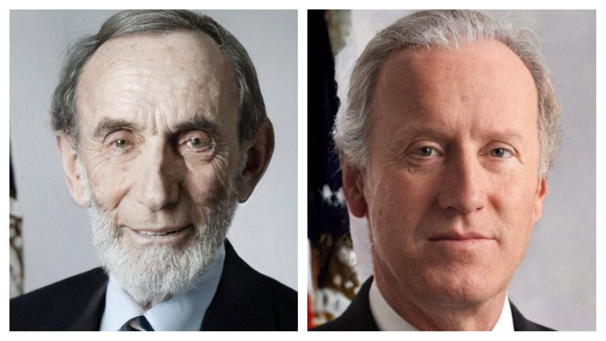 What early US presidents looked like, according to AI-generated images
