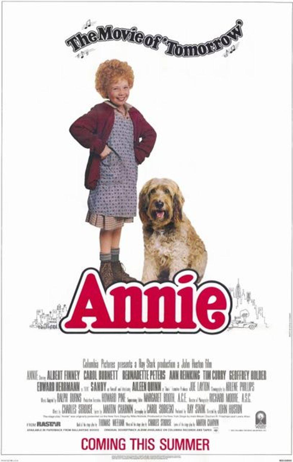 Annie Screens Tonight at IFC