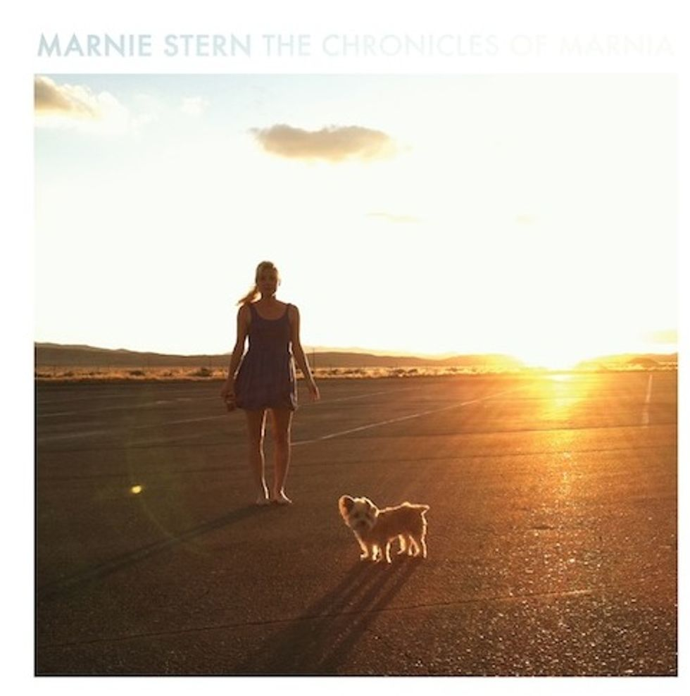 """Listen to Marnie Stern's New Song, """"Year of the Glad"""""""