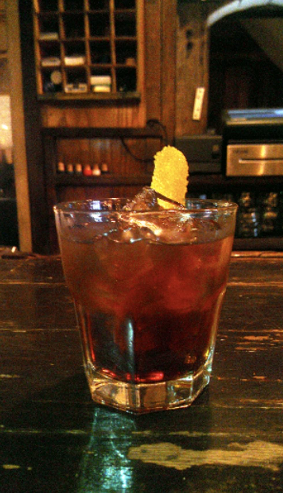 The Thunderdome: Manhattan Inn's Ode to Fernet Branca
