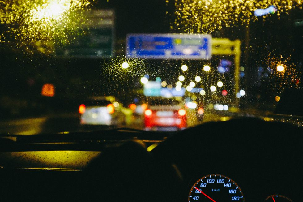 To The Drunk Driver Who Changed My Life