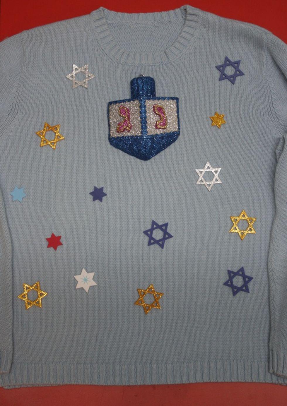 Screaming Mimi's Is Now Selling Ugly Hanukkah Sweaters