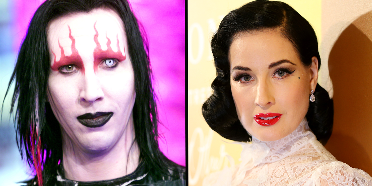 Marilyn Manson's Ex-Wife Breaks Silence About Abuse Allegations