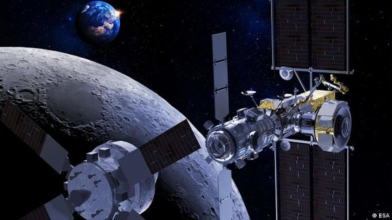 Artemis, Orion and the Quest to Get Humans to the Moon Again