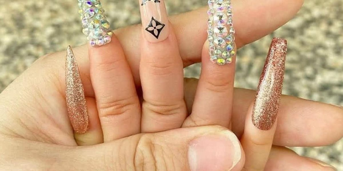 Mom Divides the Internet With 'Obscene' Photo of Baby Wearing Fake Nails