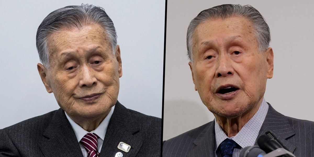 Tokyo Olympic Chief Refuses To Quit After Saying Women Talk Too Much
