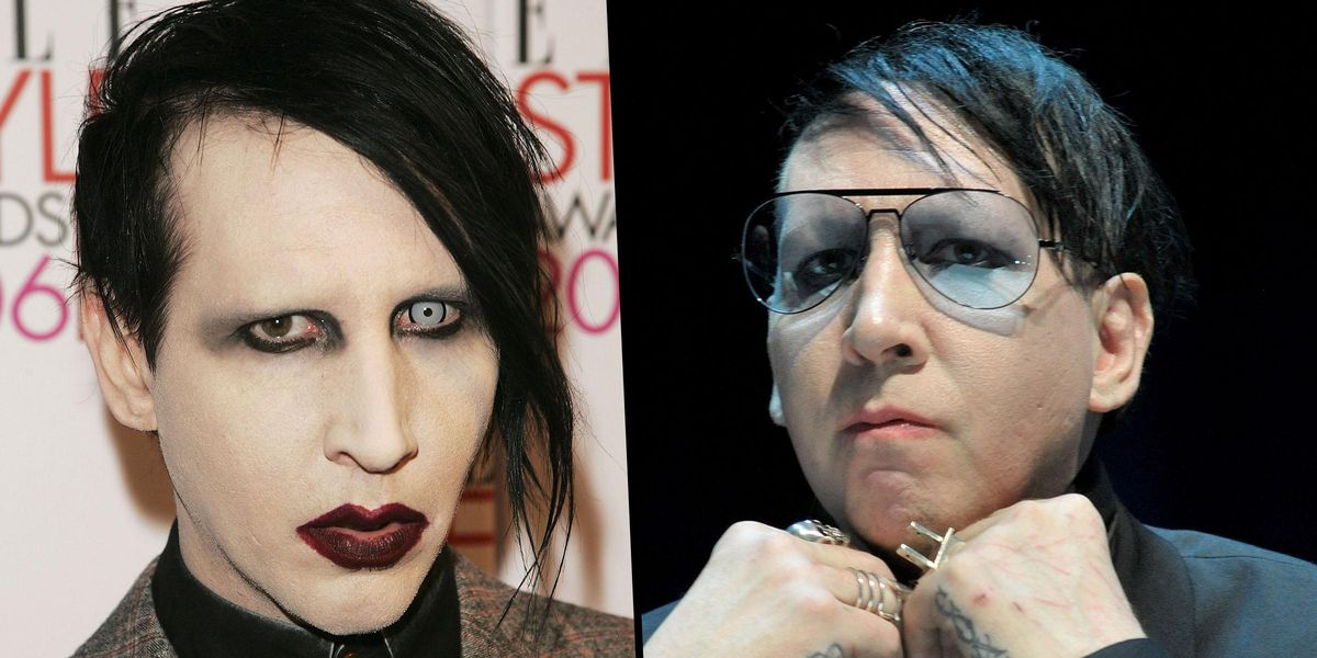 Police Swarm Marilyn Manson's Home Following Reports of a 'Disturbing Incident'
