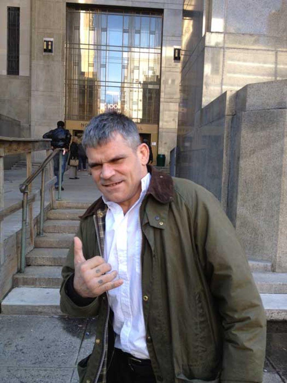 Former Cro-Mags Bassist Harley Flanagan on Court Triumph