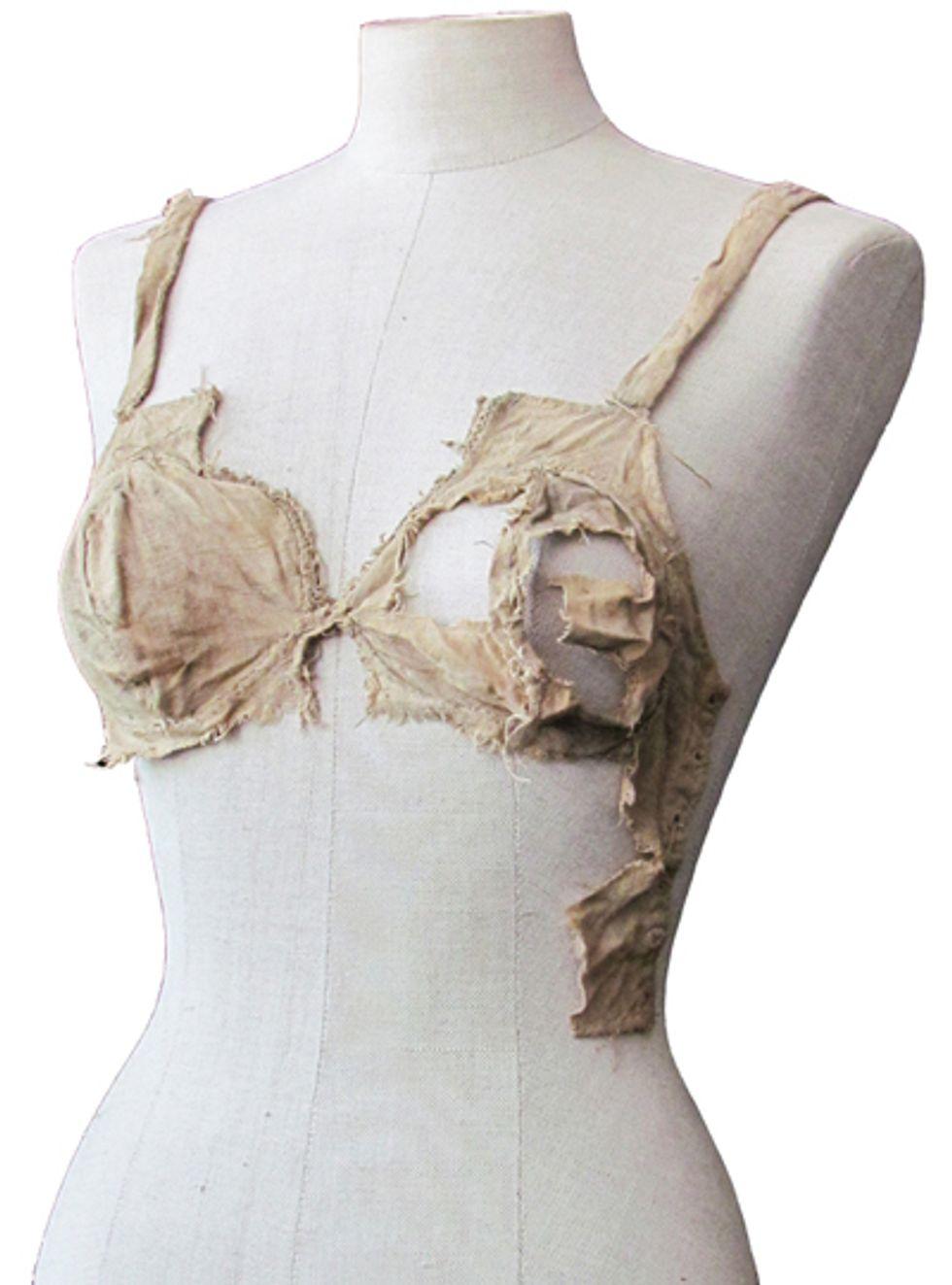 Style Scraps: The World's Oldest Bra + Richard Haines for Prada