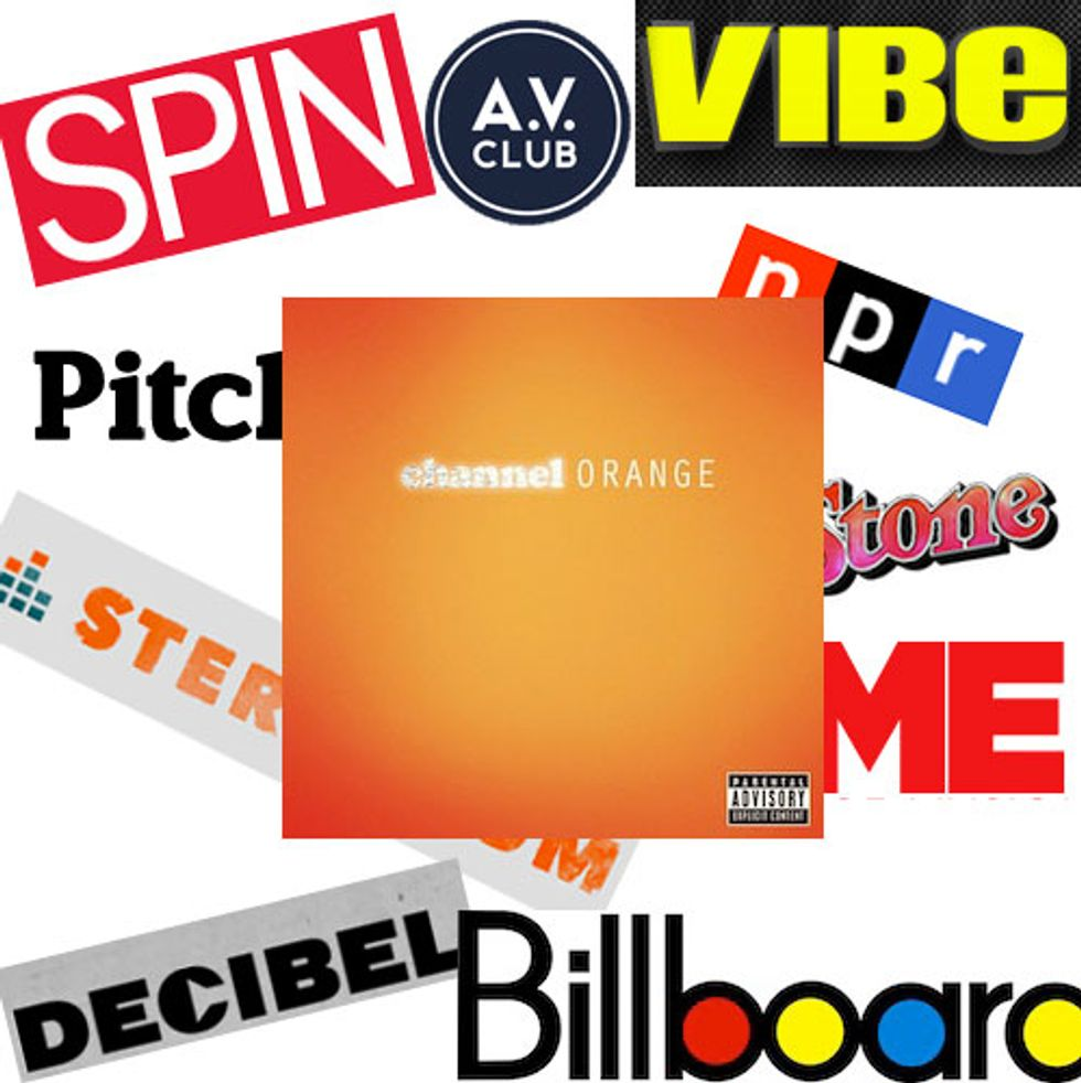 Our Top 10 Year-End Music Lists
