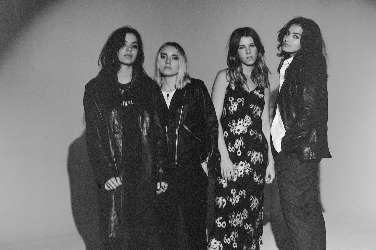 The Aces Drop Two B-Sides Off 'Under My Influence'