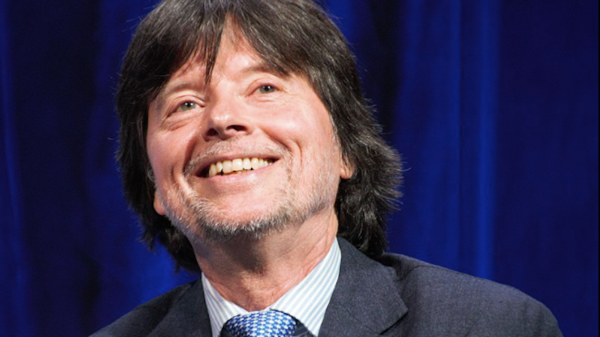 Ken Burns: America is struggling with three 'viruses' in the Trump era – not just COVID-19