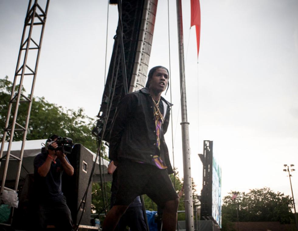 "Listen to A$AP Mob's New Track, ""Bath Salt"""