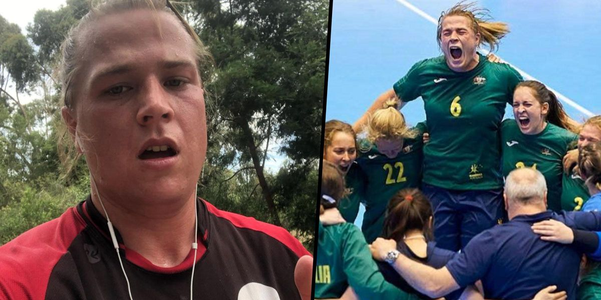 Transgender Athlete Hannah Mouncey Threatens To Sue for Her Right To Play in Women's Division