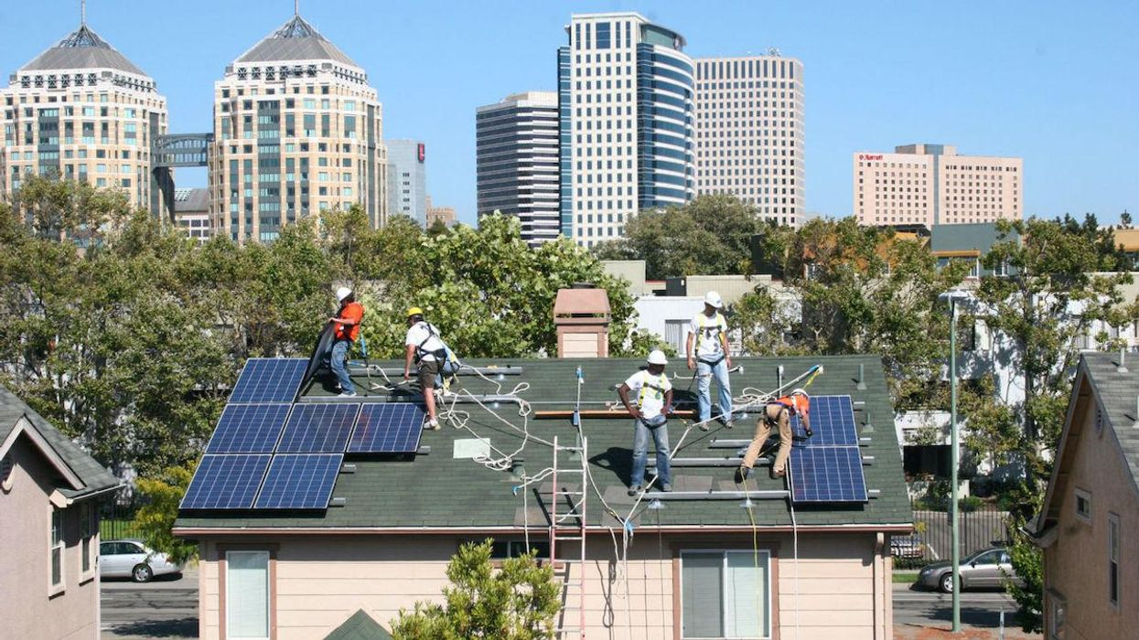 Cheaper Solar Power Means Lower-Income Families Could Benefit