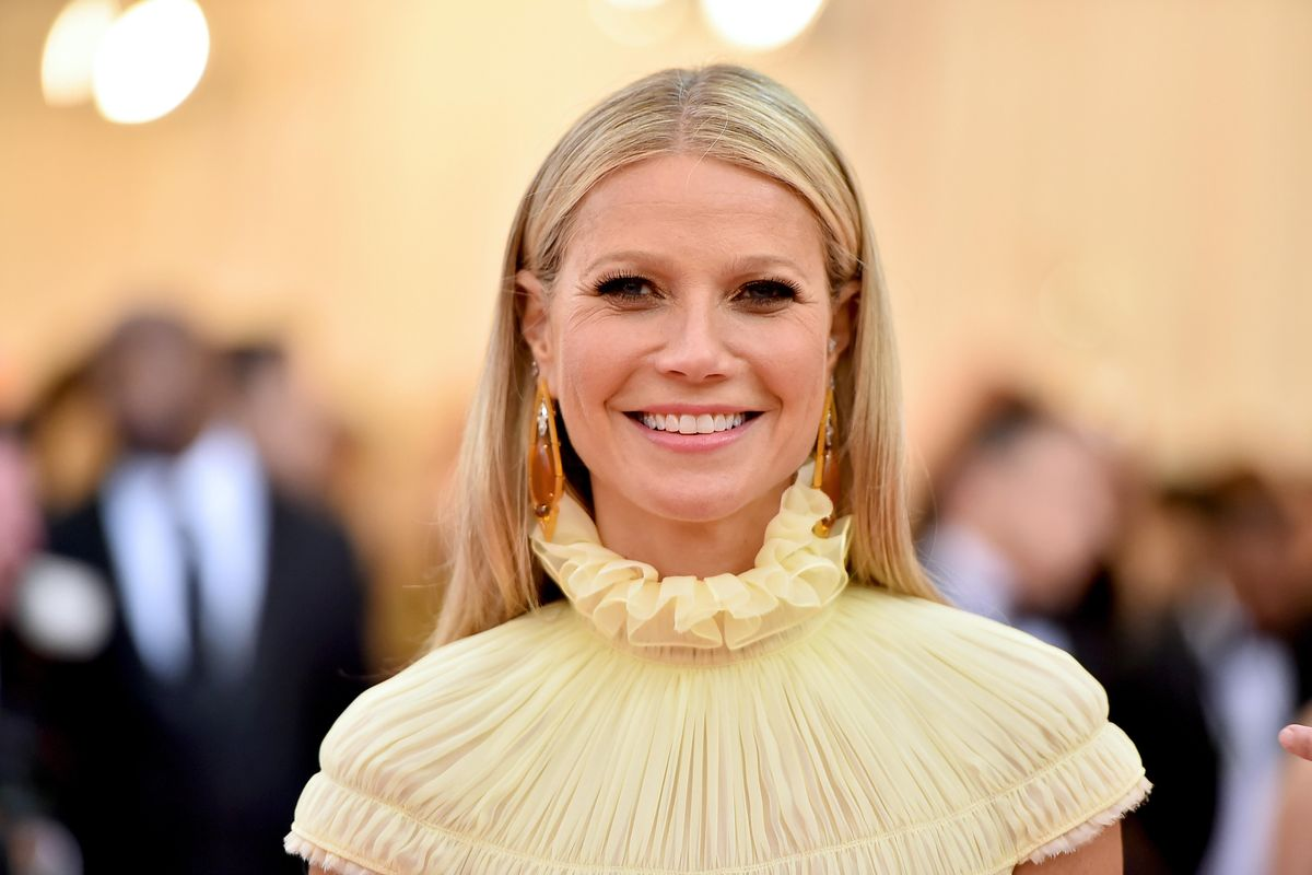 Gwyneth Paltrow's Vagina Candle Went Up in Flames