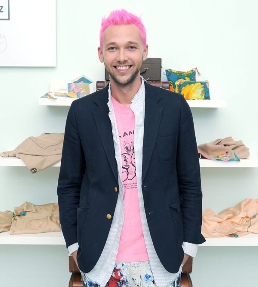 Chris Benz Talks eBay Collab, Hints at His Upcoming Spring/Summer Collection