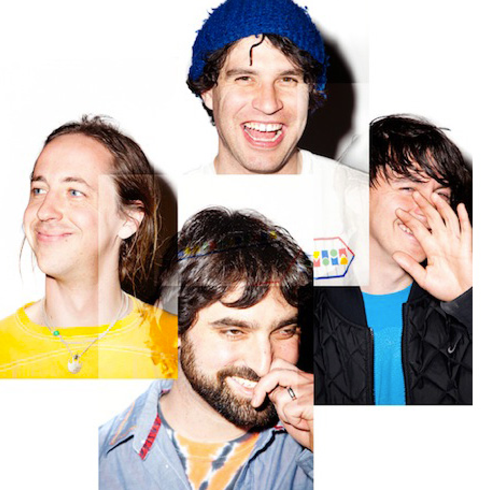 "Animal Collective Release First Single From Forthcoming LP, ""Today's Supernatural"""