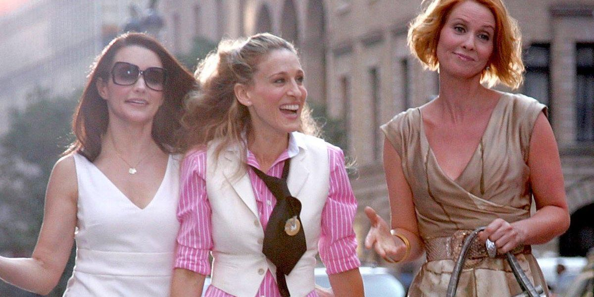 """Before the """"Sex and the City"""" Revival, There's a Lot We Need to Unpack"""