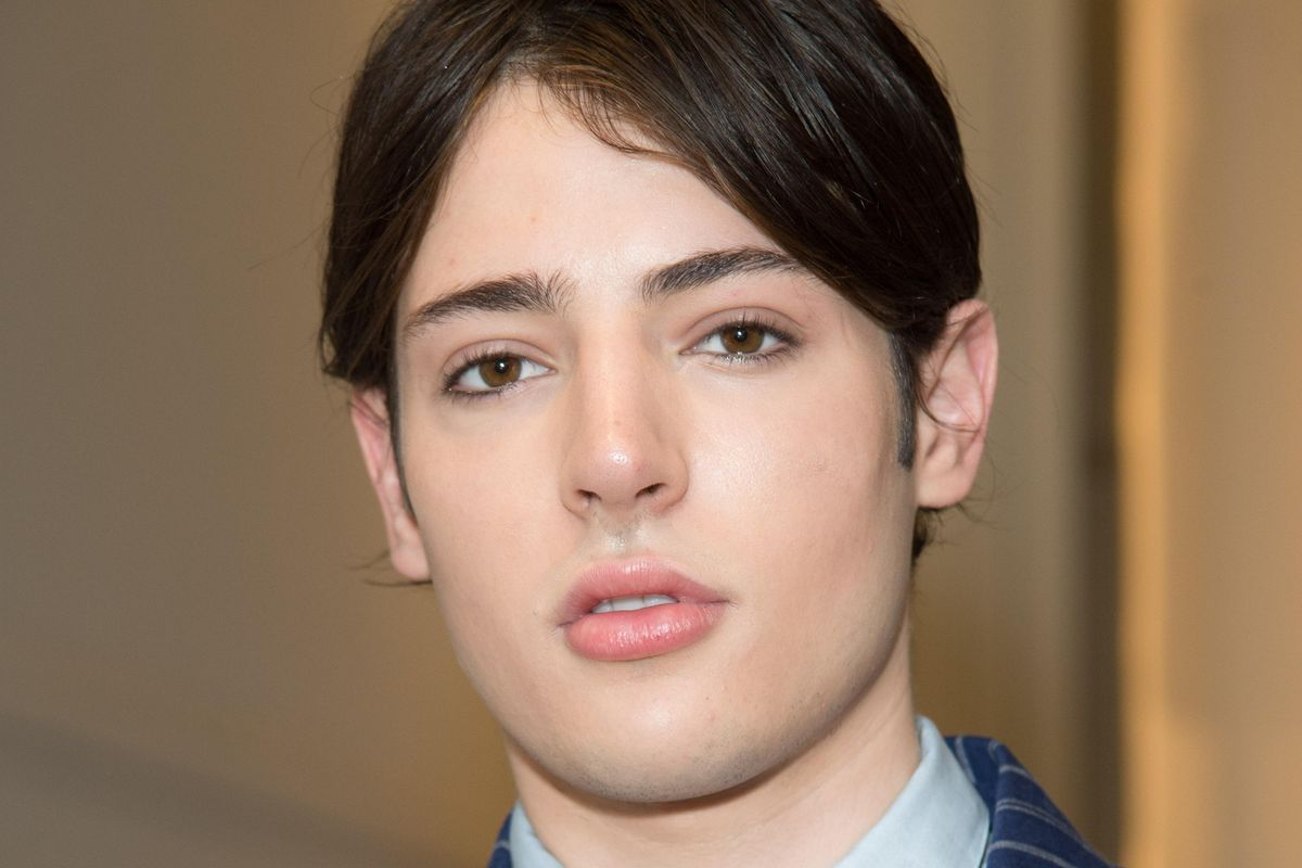 Fashion Fixture Harry Brant Dies at 24
