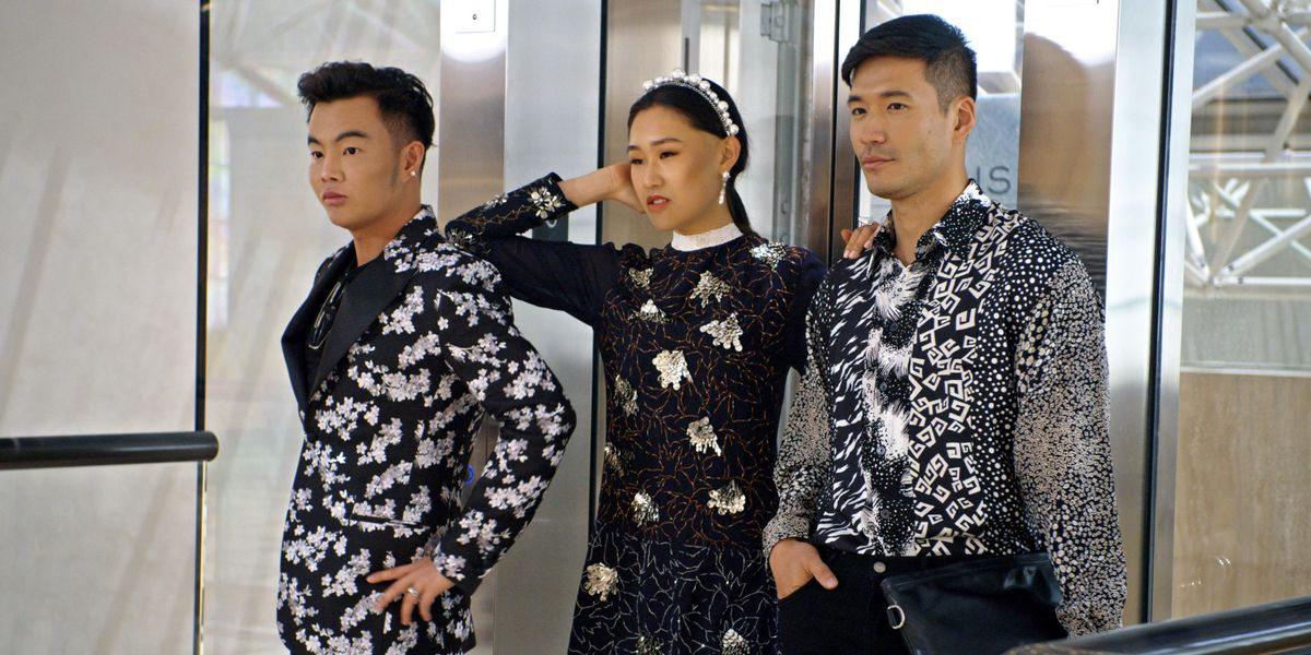 We Need to Talk About the Fashion on 'Bling Empire'