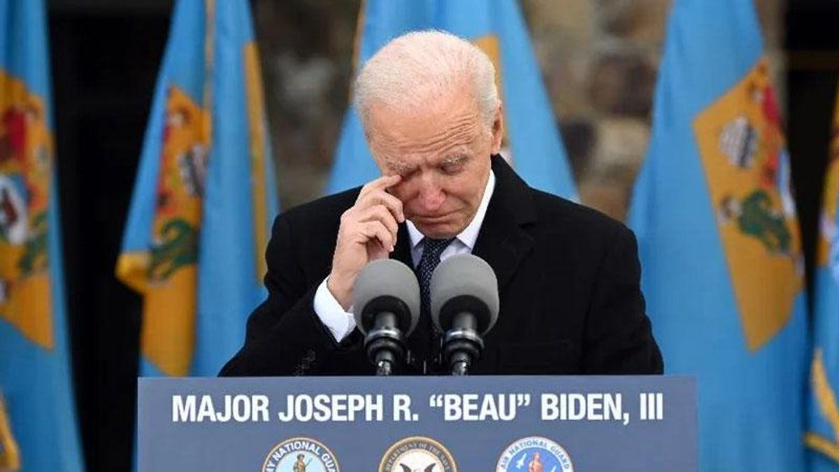 WATCH: Emotional Biden bids farewell to Delaware as he heads to Washington on inauguration eve
