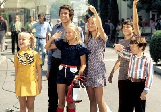 The Brady Bunch kids