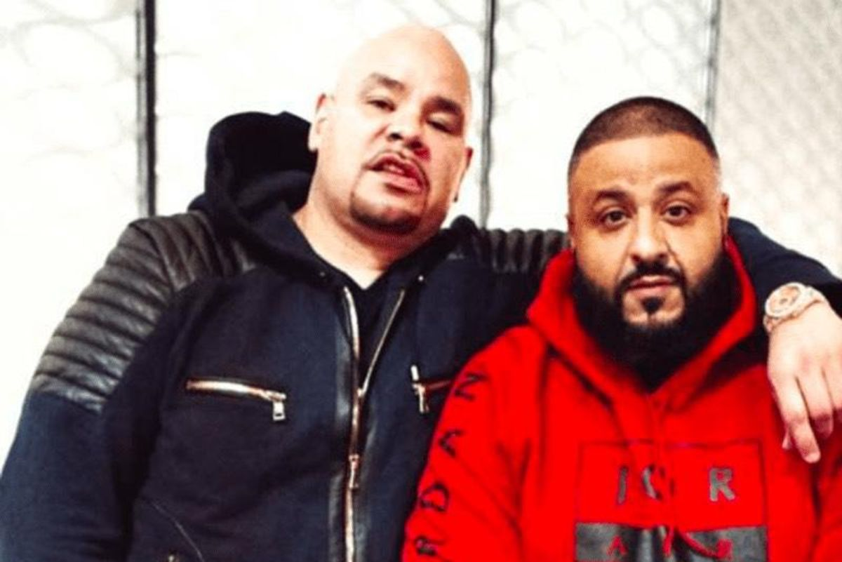 DJ Khaled, Fat Joe Have a Joint OnlyFans Account