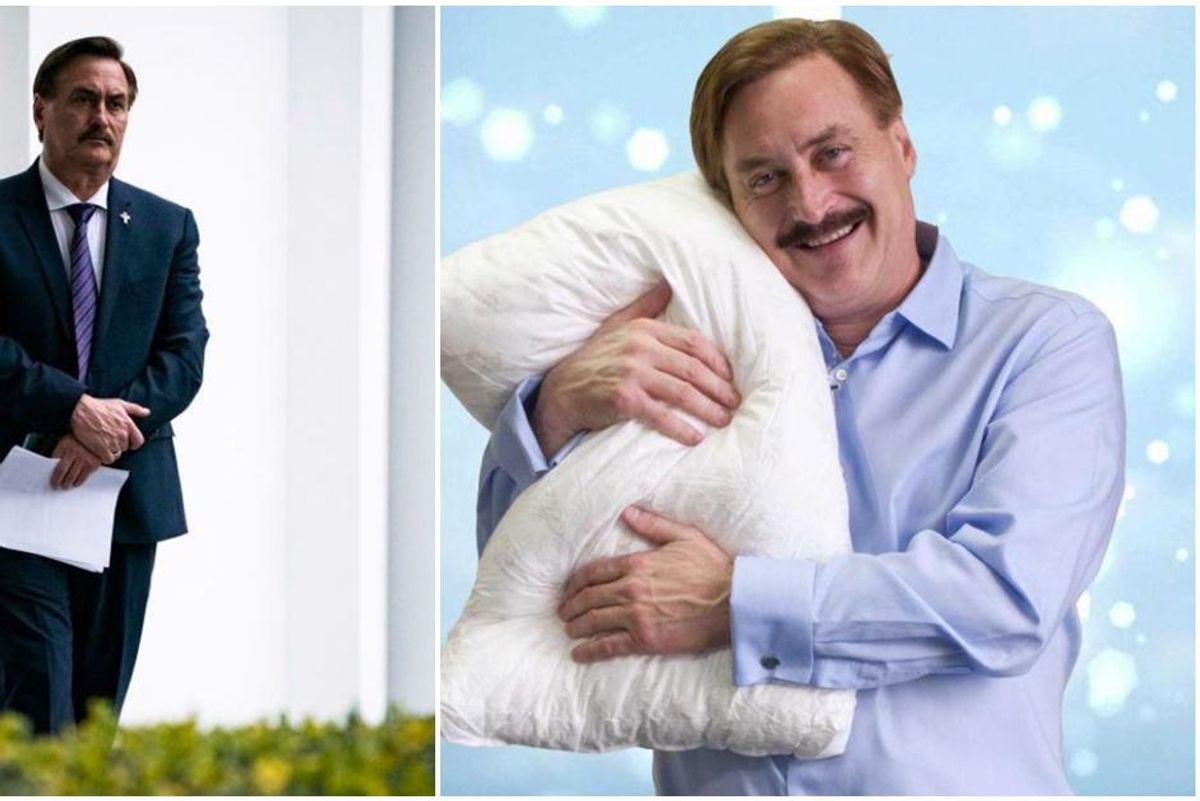 The MyPillow backlash isn't cancel culture, it's what capitalism is all about