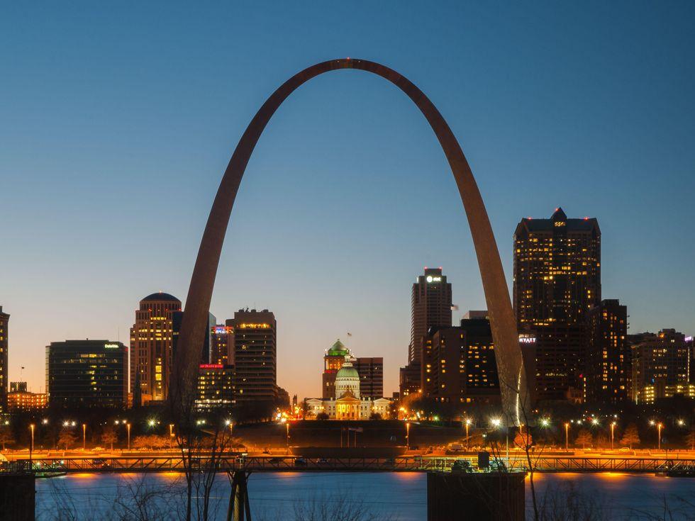 My St. Louis Trip