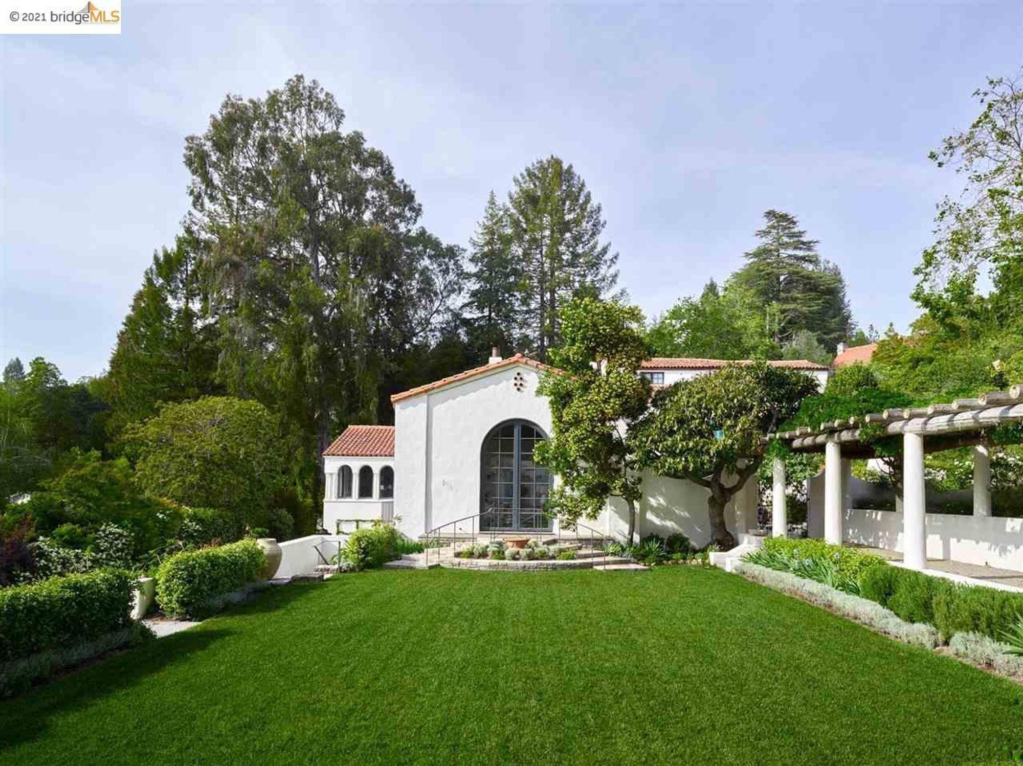 Video Home Tour: A landmark 1920s garden mansion in Berkeley asks $12 million
