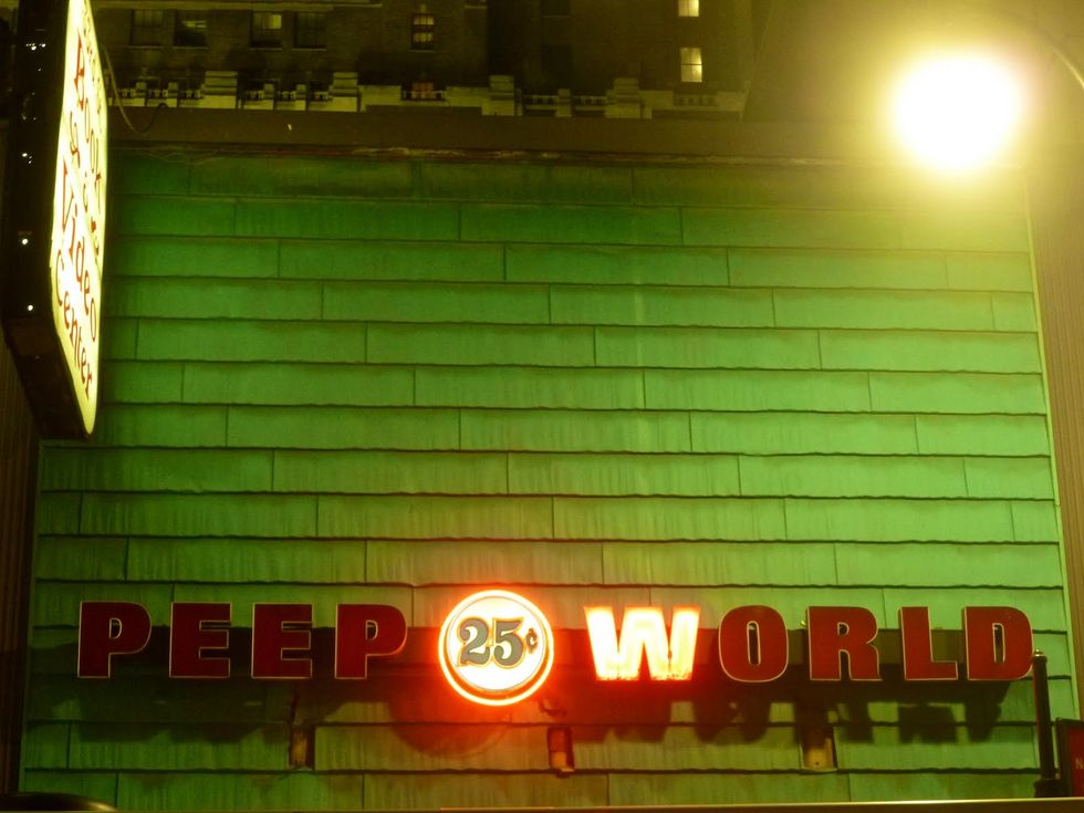 Jeremiah Moss of Jeremiah's Vanishing New York On Peep World Turning Into a Hooters + Other Businesses In Peril