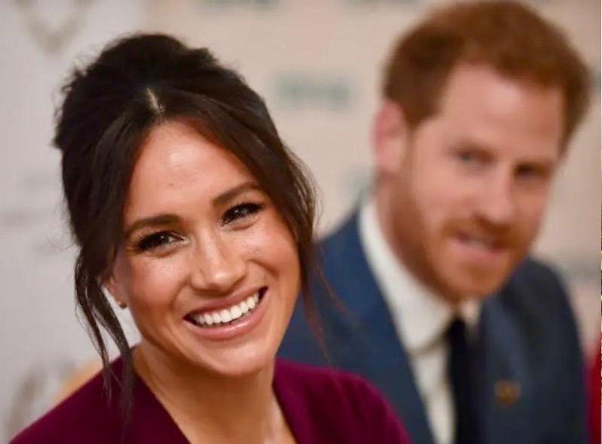 Newspaper group calls for full trial in Meghan Markle case