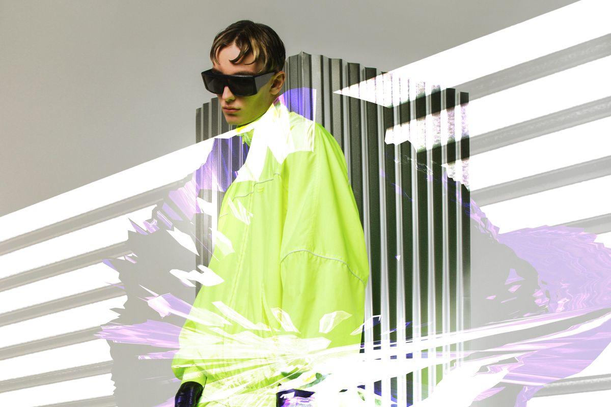 PAPER Fashion: Bleak